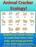 Animal Cracker Ecology -  NGSS
