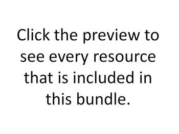 NGSS Aligned: Cell Membranes and Transport Complete Unit Bundle