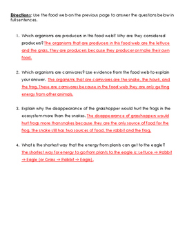 Fraction Of A Number Worksheets Ngss Ls And Msls Food Web Worksheet By Ngss Nerd  Tpt Worksheet On Measuring Angles Word with Th Words Worksheet Ngss Ls And Msls Food Web Worksheet Letter Search Worksheets Pdf