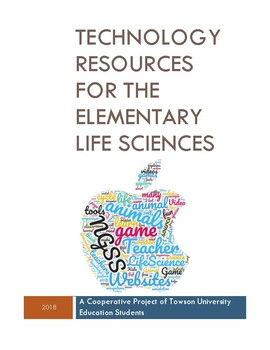 NGSS Aligned Technology Guide for K-5 Life Science