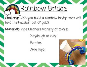 NGSS Aligned: Fabulous February STEM Challenges Freebie
