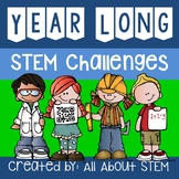 NGSS Aligned: Year Long STEM Challenges