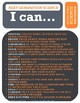 """NGSS """"All-in-One"""" Poster - 2nd Grade - Next Generation Science - """"I can..."""""""