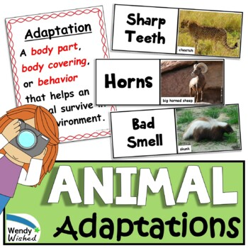 NGSS Animal Photos: Structure, Function, Inheritance of Tr
