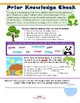 NGSS - Animals Surviving In Certain Environments