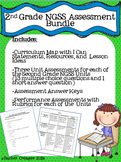 NGSS Assessment Bundle- Second Grade