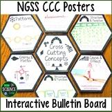 NGSS CCC: Room Decor, Interactive Bulletin Board: Honeycom
