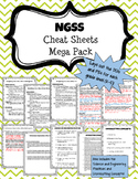 NGSS Cheat Sheet Mega Pack
