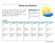 FREEBIE! NGSS Collecting Weather Data