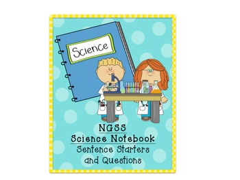 NGSS Cross Cutting Concepts Sentence Frames and Questions