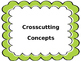 NGSS Cross-Cutting Concepts Signs