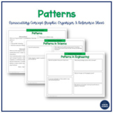 NGSS Crosscutting Concept Graphic Organizer & Reference Sh