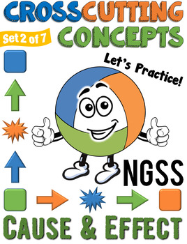 NGSS Crosscutting Concepts: Cause & Effect