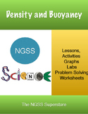 NGSS Density And Buoyancy Workbook