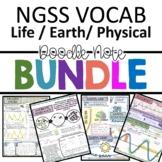 NGSS Doodle Notes Bundle