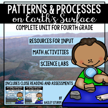 NGSS Earth Science GLAD Unit