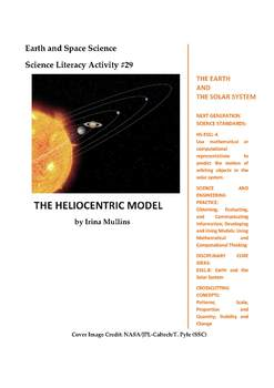NGSS Earth & Space Science Astronomy Lesson Plan #29 The Heliocentric Model