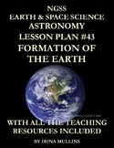 NGSS Earth & Space Science Astronomy Lesson Plan #43 Forma