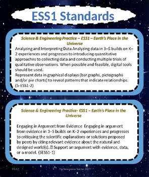 NGSS -Earth's Systems - 5th Grade