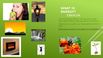 NGSS Energy Powerpoint