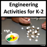 NGSS Engineering Activities