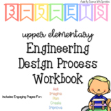 NGSS Engineering Design Process Workbook (3-5-ETS1-1, 3-5-