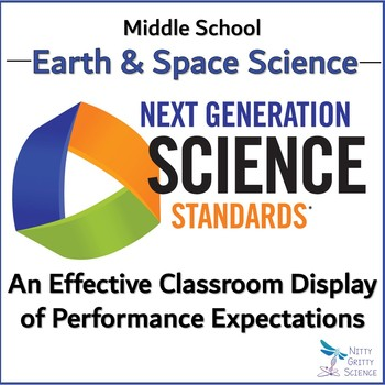 Next Generation Science Standards: MS EARTH AND SPACE SCIE