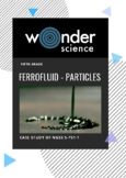 Ferrofluid Lesson Plan for Fifth Grade - NGSS aligned