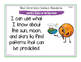 """NGSS """"I Can"""" Posters & Statement Cards First Grade Science"""