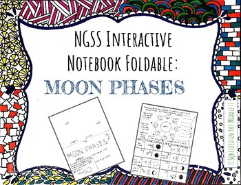NGSS Foldables: Moon Phases