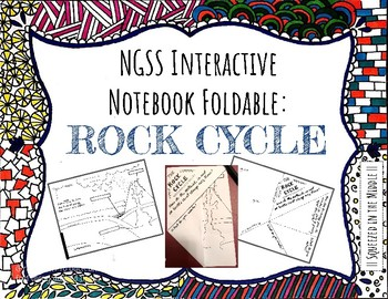 NGSS Foldables: The Rock Cycle