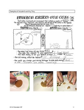 NGSS G4 Natural Resources Surface Mining for Coal ESS3-1