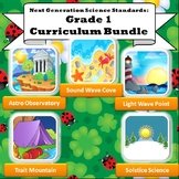 NGSS Grade 1 Bundle: Complete STEM Curriculum (Get 4 units