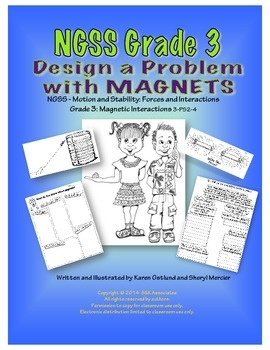 NGSS Grade 3: Design a Problem with Magnets Performance Assessment