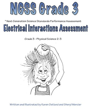 NGSS Grade 3 Electrical Interactions Performance Assessment