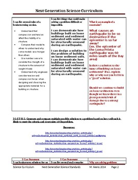 NGSS Grade 4 Curriculum Resource