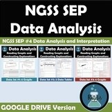 NGSS Graphs and CER Analyzing and Interpreting Data Sets 1