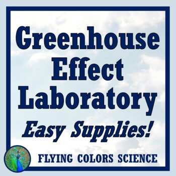 NGSS Greenhouse Effect & Global Warming Lab Activity - MS-ESS2-5 MS-ESS3-4
