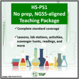 NGSS - HS PS1 Matter and its Interactions - Complete Resource Package