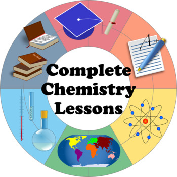 NGSS High School Chemistry - States of Matter and  Kinetic Molecular Theory