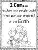 Next Generation Science Standards Grade K I Can Statement Posters