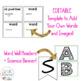 Science Vocabulary Word Wall Grade 5