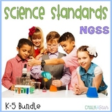 NGSS I Can Statements K-5 Bundle