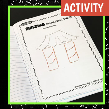 NGSS K-PS3-2 Activity & Interactive Notebook Pages