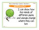 """NGSS """"I Can"""" Posters & Statement Cards Kindergarten Science Standards"""