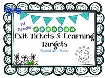 NGSS Learning Targets