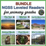 NGSS Level Readers for Primary Grades Bundle