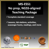 NGSS - MS ESS1 Earth's Place in the Universe - Complete Resource Package