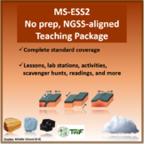 NGSS - MS ESS2 Earth's Systems - Complete Resource Bundle