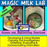 NGSS Magic Milk Lab (Developing and Using Models)